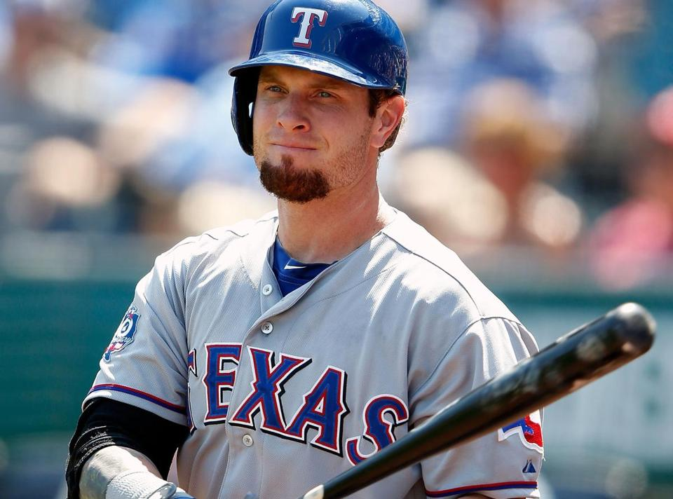 The Los Angeles Angels have reportedly agreed a five-year $125 million deal with 2010 American League Most Valuable Player Josh Hamilton of the Texas Rangers, here in September.