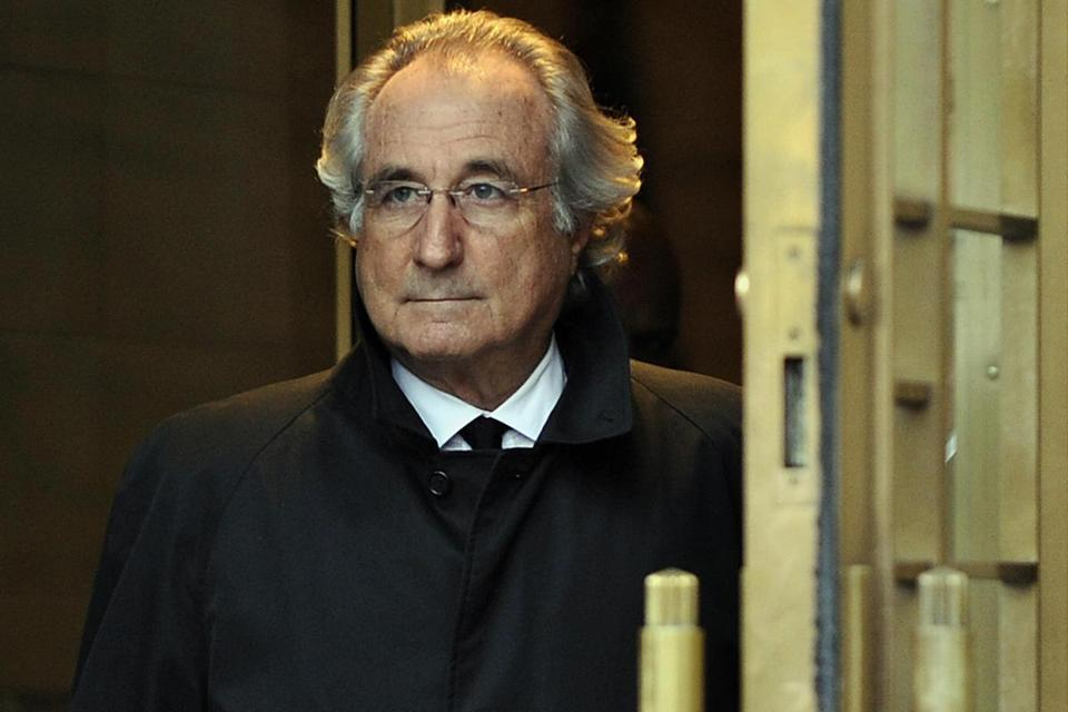 The state has seen disappointing hedge fund returns. It also was exposed to several scandals, including that of Bernie Madoff (above).