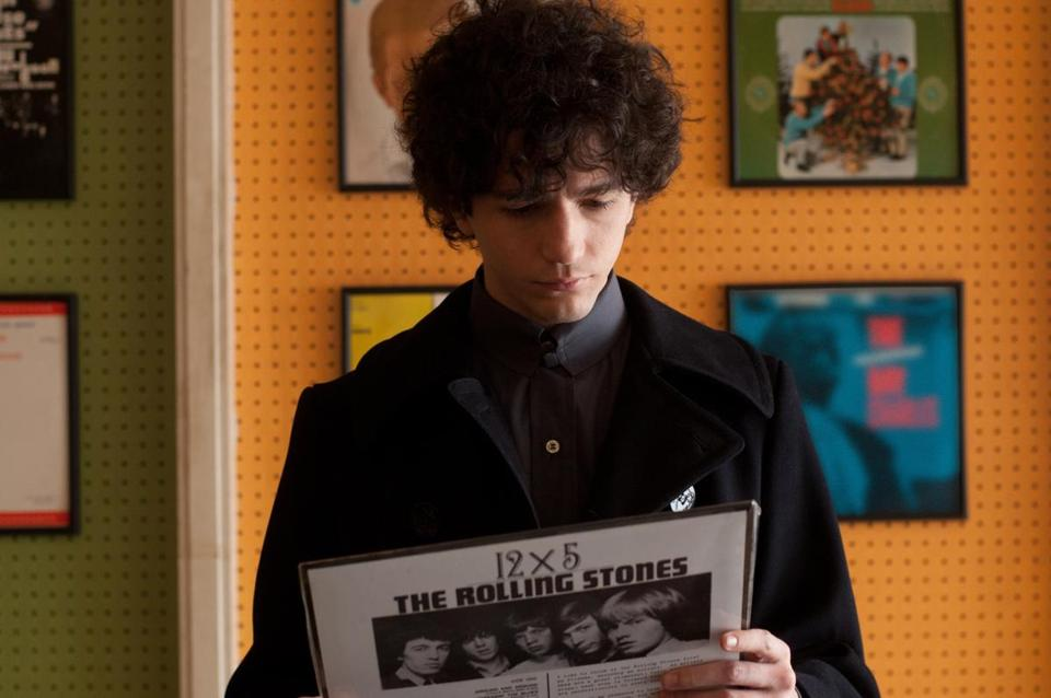 John Magaro stars as a young man in the '60s who falls in love with rock 'n' roll.