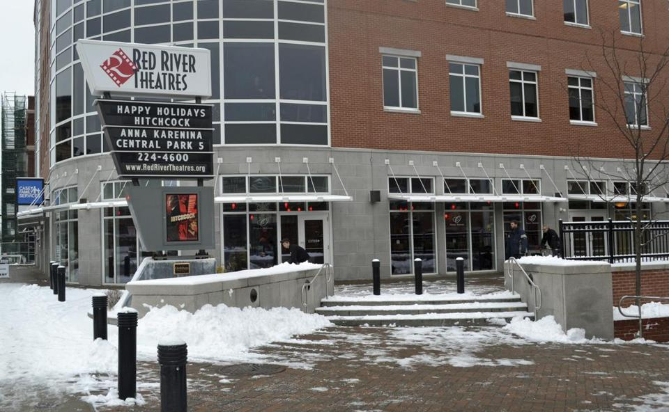 Red River Theatres is a 5-year-old independent movie house downtown, with three screens and state-of-the-art facilities.