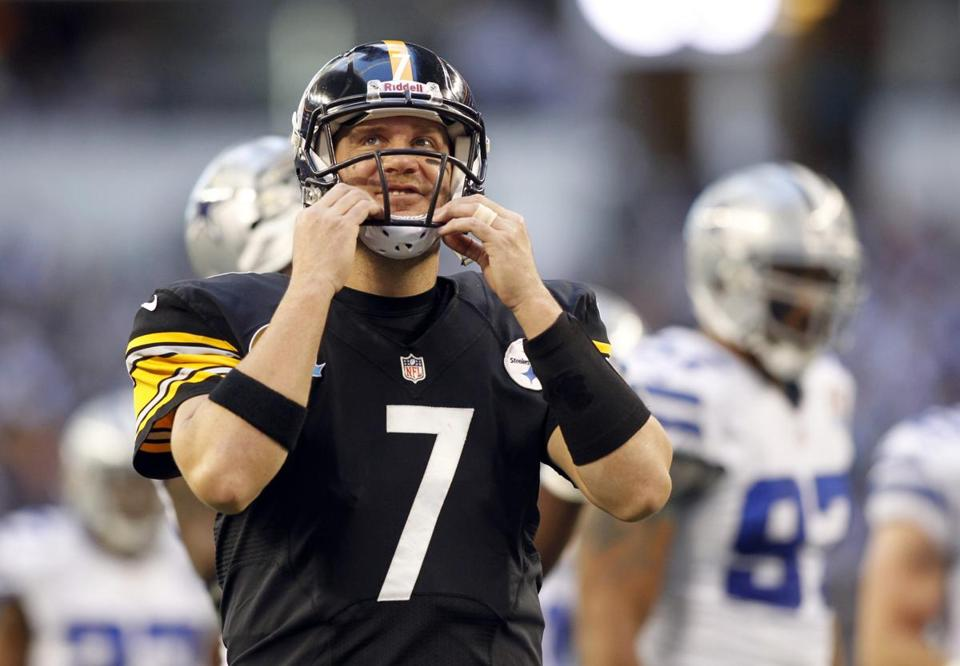 Ben Roethlisberger and the Steelers badly need to beat the Bengals on Sunday.