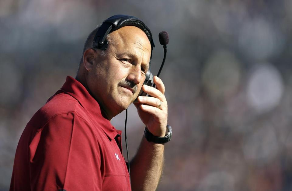 New BC coach Steve Addazio will have his son Louie, a tight end who transferred from Syracuse, on the team.