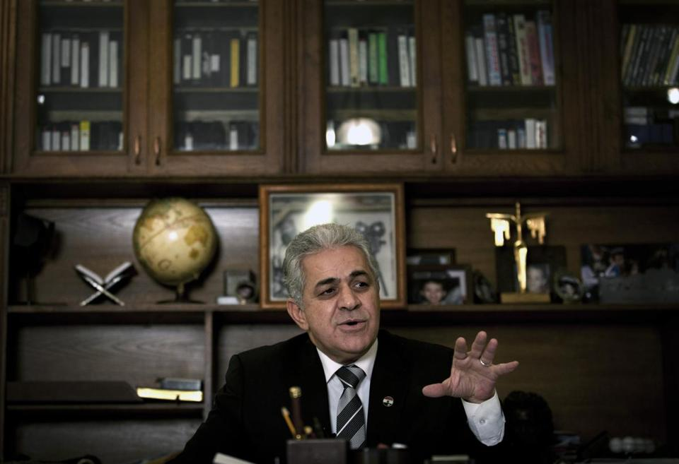 Hamdeen Sabahi said the 30 percent voter turnout shows most people remain unswayed by the Muslim Brotherhood.