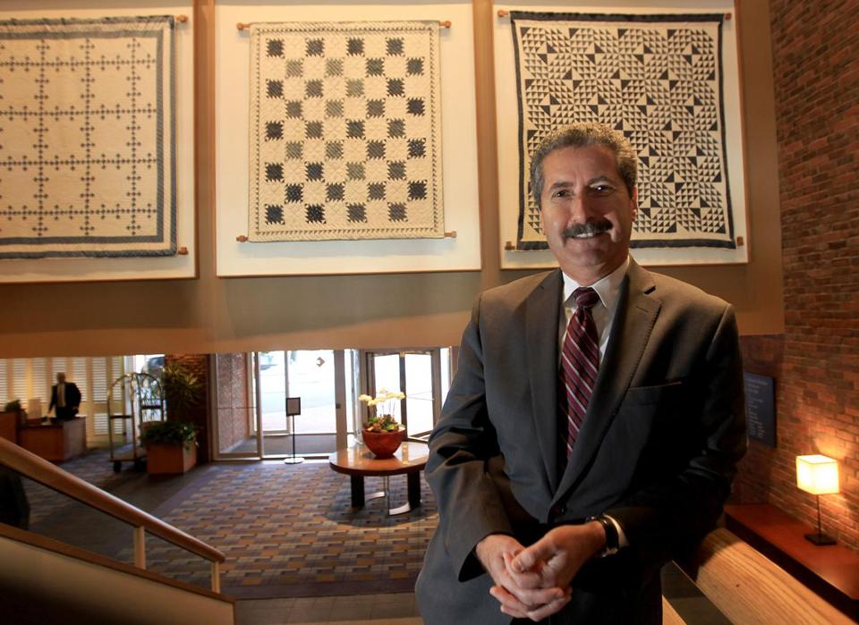 The Charles Hotel is ready for Chinese guests, general manager Alex Attia says — including with a new website based in China.