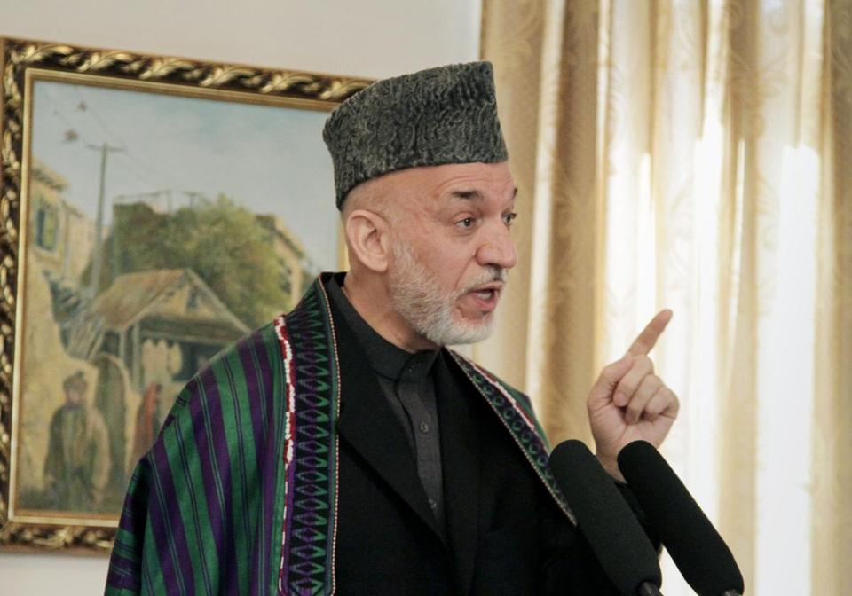 Afghan President Hamid Karzai departs next week for Washington, where he will meet with President Obama.
