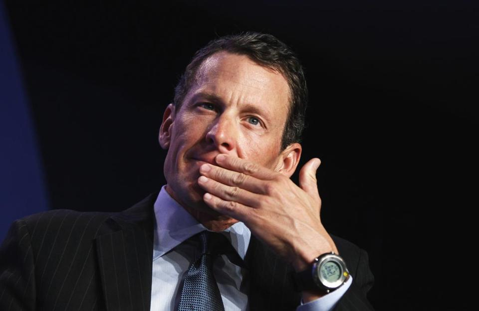 Lance Armstrong this fall was stripped of his seven Tour de France titles for doping and barred for life from competing in all Olympic sports.