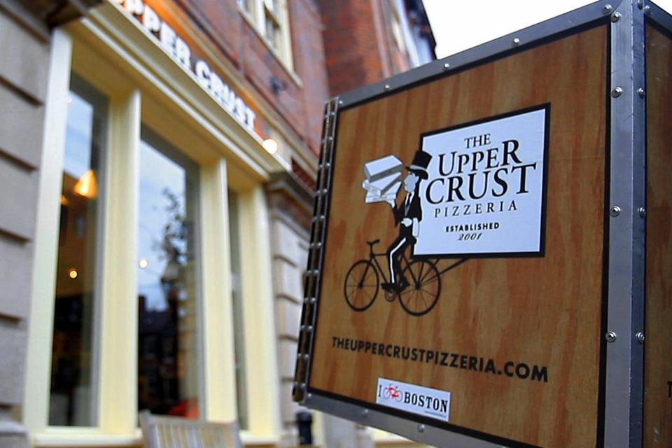 Upper Crust filed for bankruptcy protection in October with at least $3.4 million in debts.