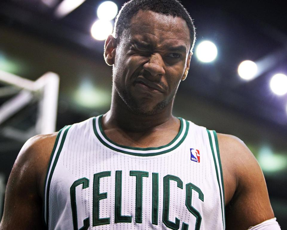 Rookie Jared Sullinger, who was hit in the right eye late in Wednesday's win, got his longest look yet in the NBA.