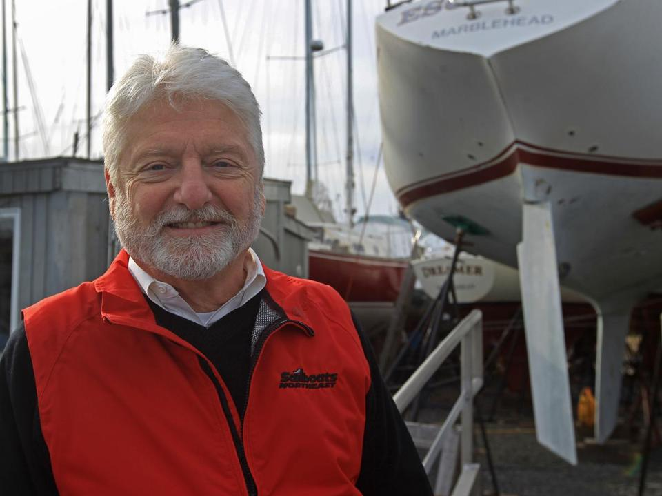 Yacht broker Marc Winder says knowing your customer's price range is key.