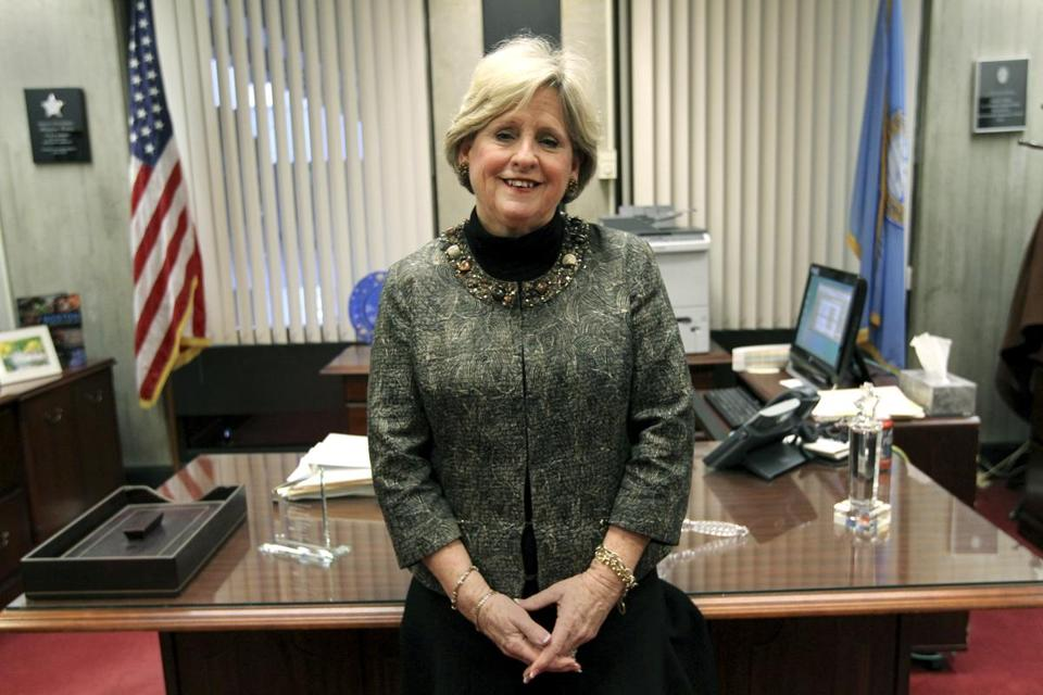 Maureen Feeney first became city clerk in late 2011, after resigning from the City Council to take the post. Her reelection last week extends her tenure to at least 2016.