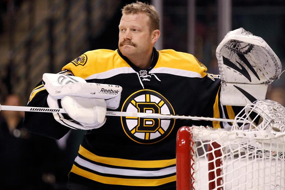 Tim Thomas's contract is set to expire after this season.