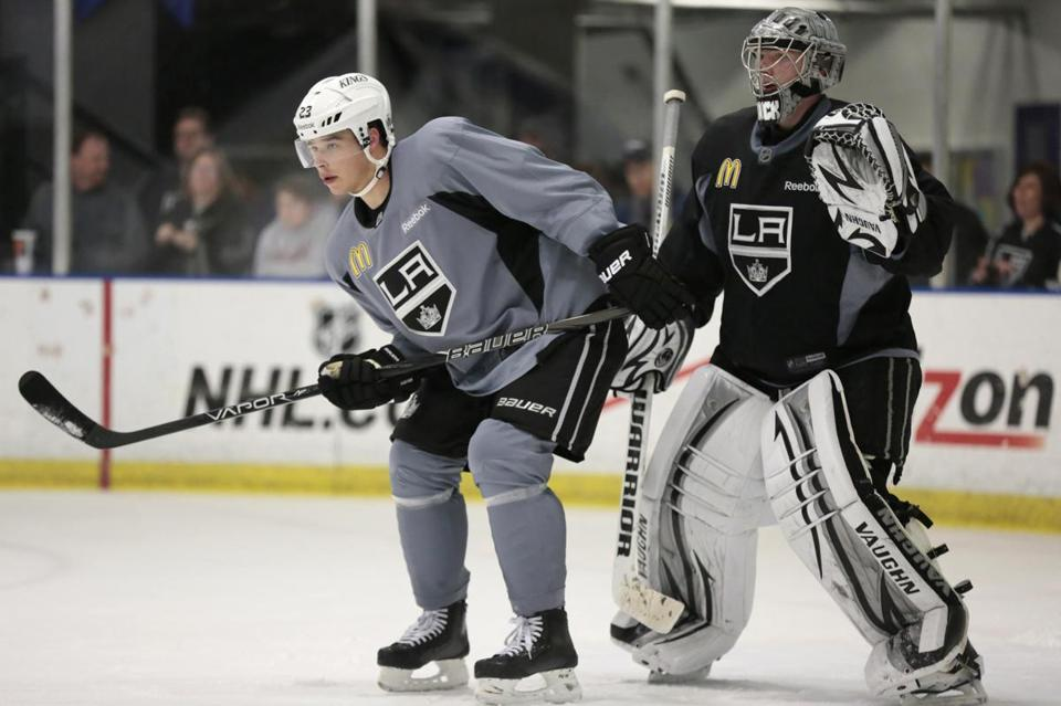 The LA Kings will be looking to repeat as Stanley Cup champions.