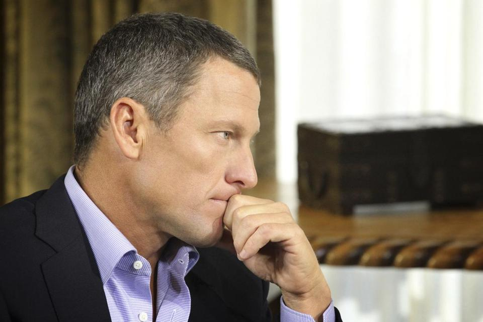 Lance Armstrong finally confessed to using performance-enhancing drugs during his cycling career on Thursday night, admitting he cheated to win all seven of his Tour de France titles.