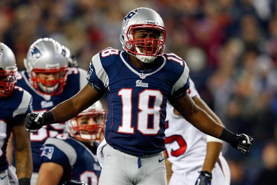 Matthew Slater was named to the Pro Bowl for the second straight year last month, and led the Patriots with 20 special teams tackles.