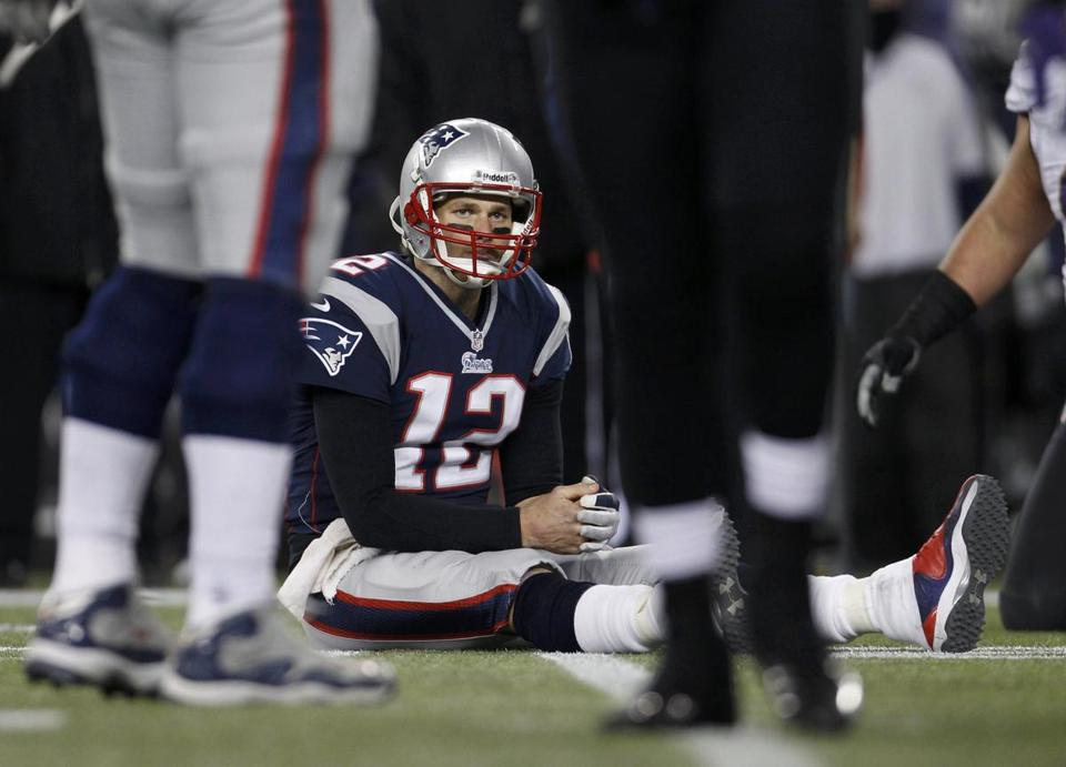 The Ravens played better than Tom Brady and the Patriots, and they won.