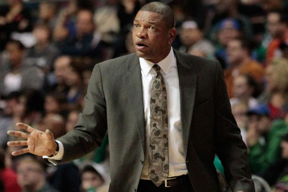 The question Doc Rivers is pondering is whether the Celtics have the right blend of veterans.