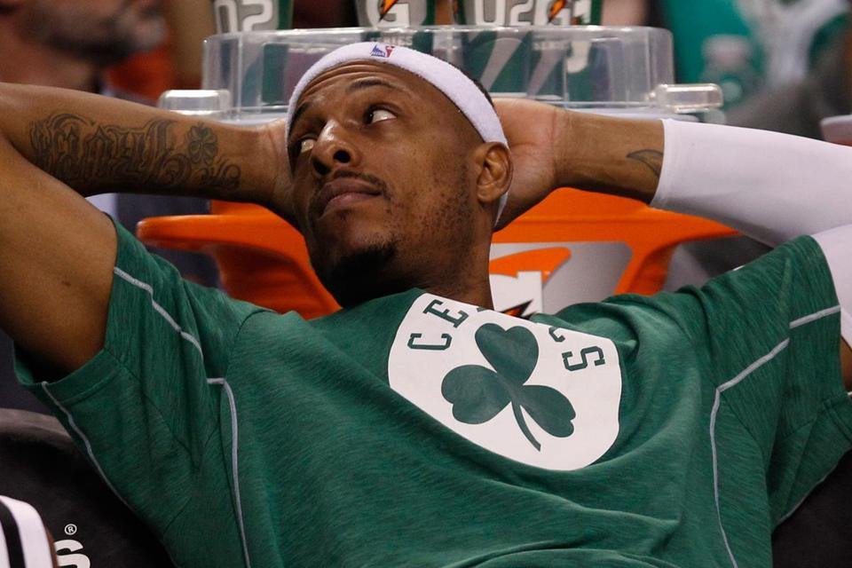 Paul Pierce said the Celtics are straying from the game plan, and the mistakes are costly.