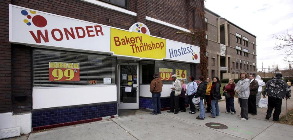 As word spread of bankruptcy for Hostess, lines formed for the last of its wares, but buyers may soon revive the products.