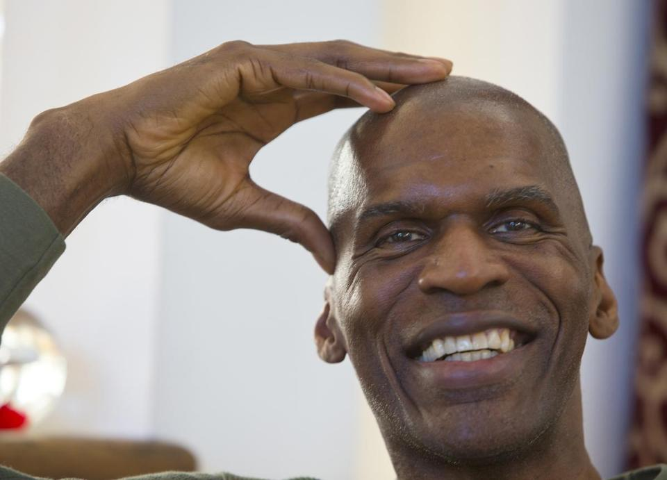 Robert Parish, shown at his North Carolina home, said Kevin McHale and Larry Bird have not helped him in his quest to crack into the NBA coaching ranks.