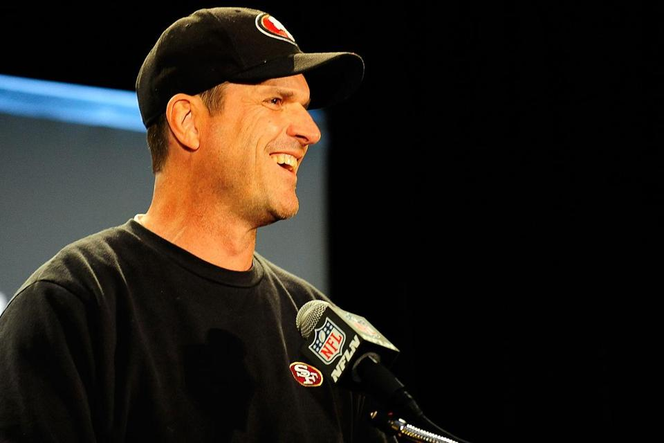 49ers Coach Jim Harbaugh and several players already have said this week that they do not want to dwell on the glories of the past and instead are focused on their own work this week.
