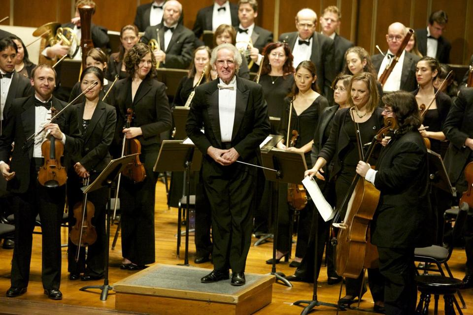Benjamin Zander and the Boston Philharmonic will perform Mahler's Sixth Symphony later this month.