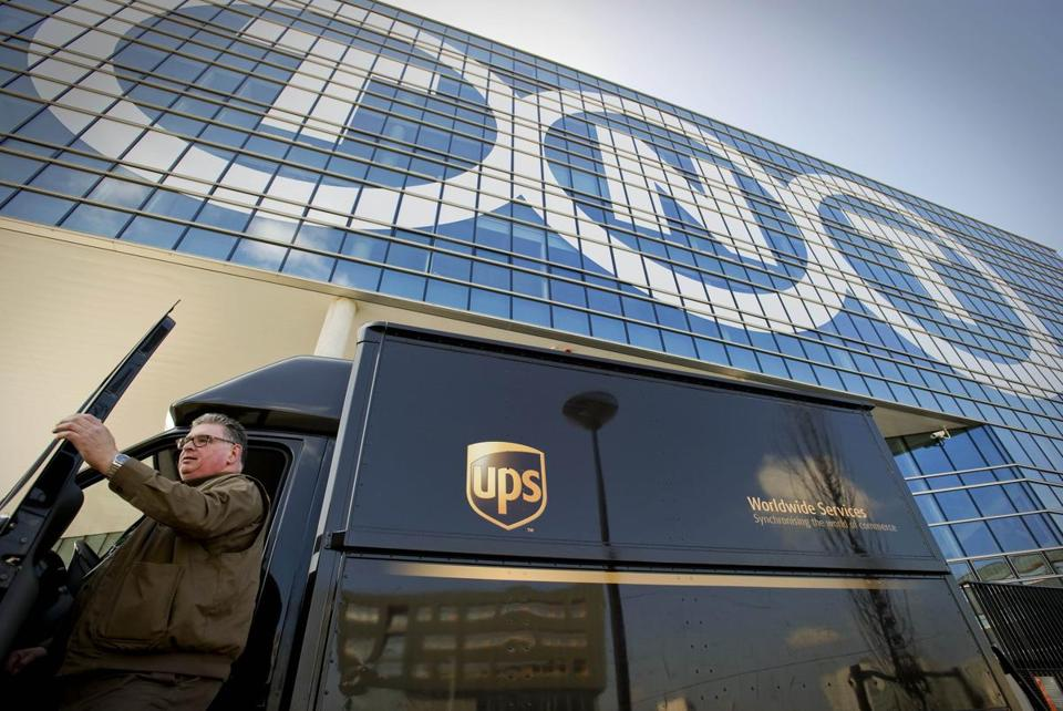 UPS had offered in March to buy TNT, Europe's second-largest delivery company in an effort to better compete with DHL.