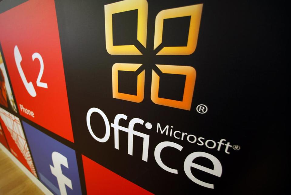 Tuesday's release comes six months after Microsoft previewed the new-look Office.