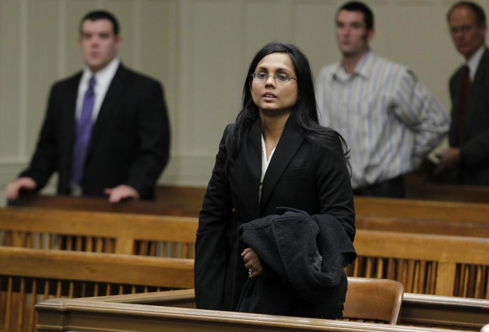 Annie Dookhan is charged with falsifying drug tests, which could jeopardize thousands of criminal cases in the state.
