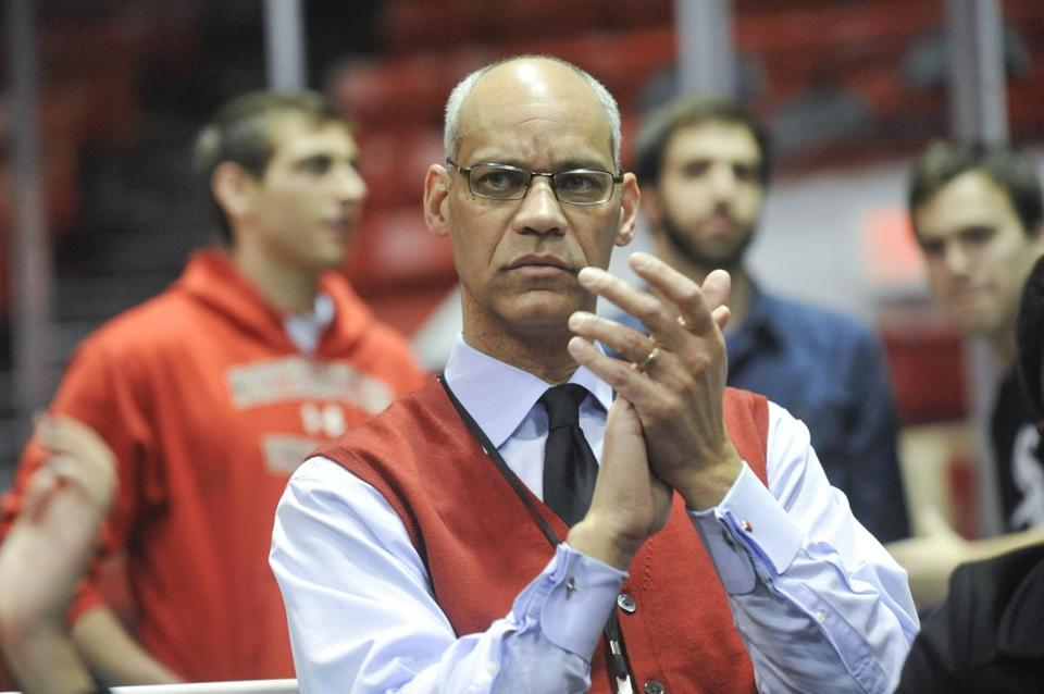 Northeastern athletic director Peter Roby is a member of the panel that will choose the NCAA Tournament field.