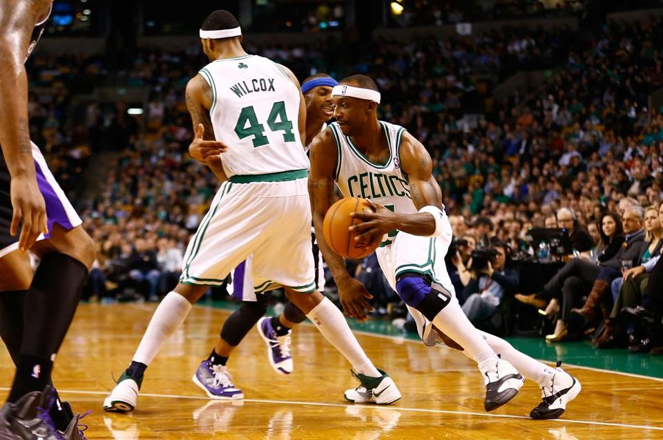 Jason Terry said the rapid ball movement approach the Celtics will now use is more conducive to his game.