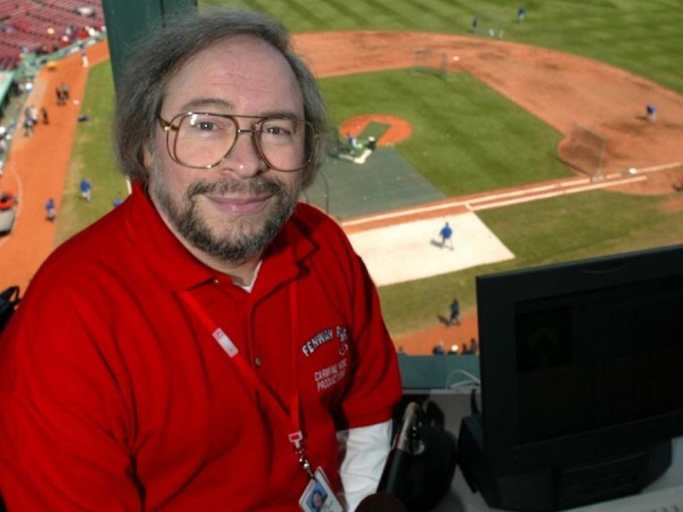 Red Sox PA announcer Carl Beane died last May.