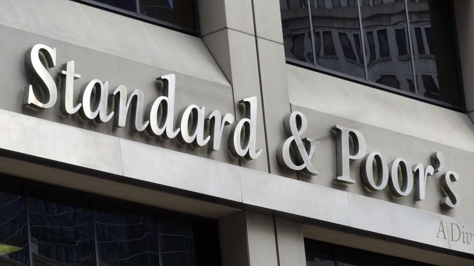 Standard & Poor's Ratings Services denies any wrongdoing and says it was using the same faulty data as the government.