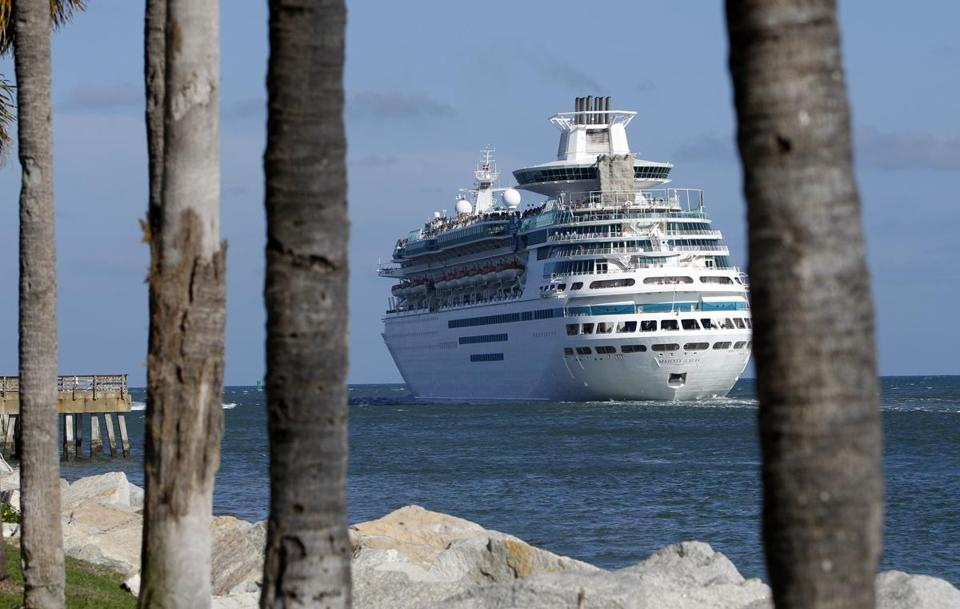 If not for a write-down on Pullmantur, Royal Caribbean would have profited.