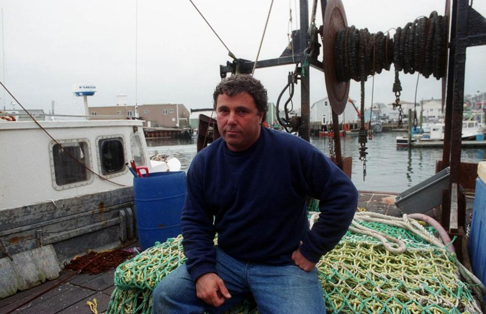 Vito Giacalone, president of the Gloucester Fishing Community Preservation Fund.