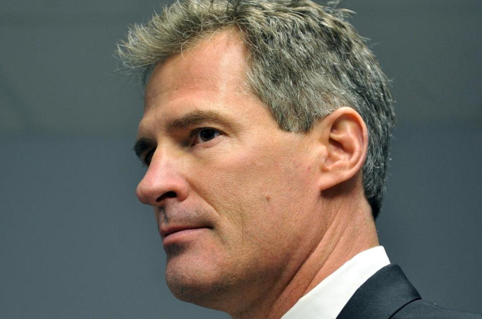 Scott Brown passed up a Senate run. Now he will become a Fox contributor.