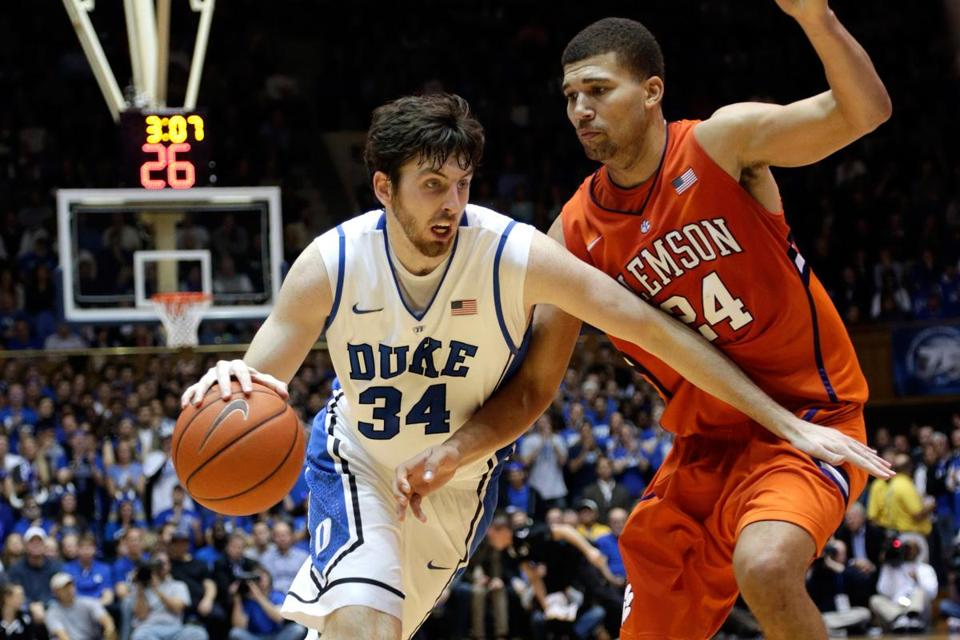The latest hiccup for Duke came a month ago when senior forward Ryan Kelly went down with a right knee injury.