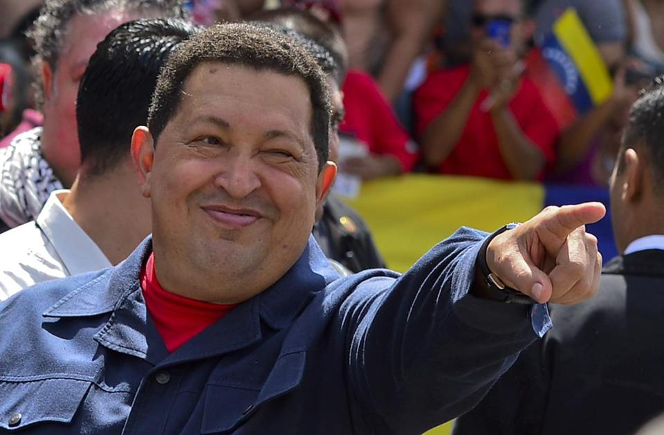 Hugo Chavez has not been seen in public since December.