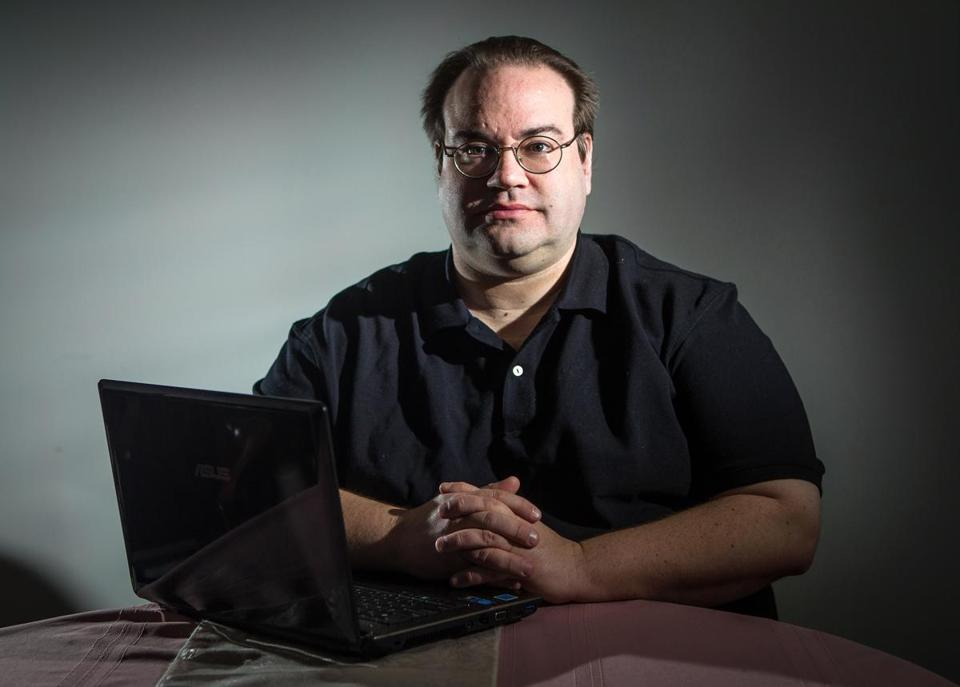 Dan Brady, area director and investigator for the Doe Network, a Web-based group of amateur sleuths who try to identify unidentified bodies by checking databases for identifying marks and scouring newspaper accounts of missing persons.
