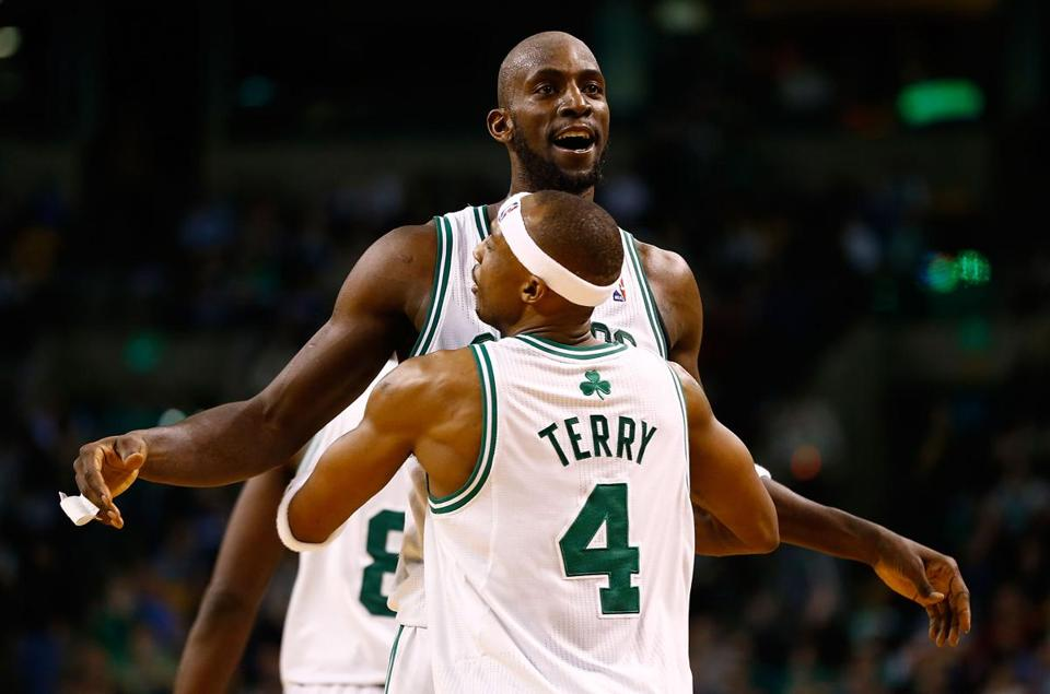 Will the Celtics be able to add reinforcements to help Kevin Garnett, Jason Terry & Co. down the stretch?