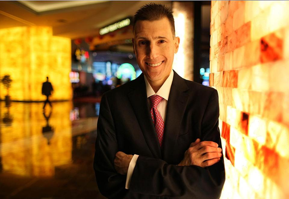 Scott Butera has a reputation in the casino business as a turnaround artist.