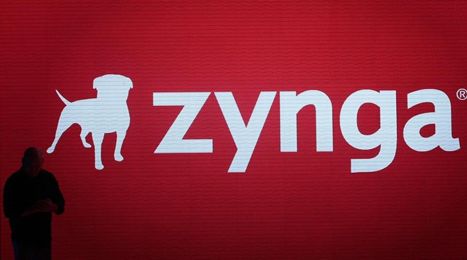 Zynga, which has developed popular casual online games, is making gambling a centerpiece of its new strategy.