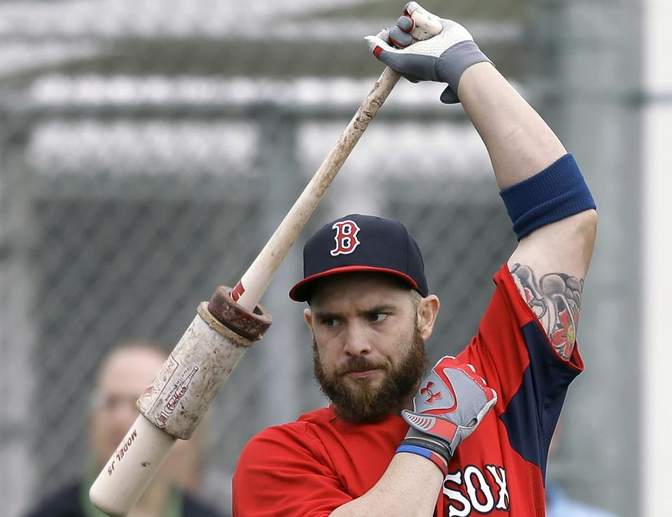 Jonny Gomes says he's a .223 hitter against righthanders only because of a lack of chances.