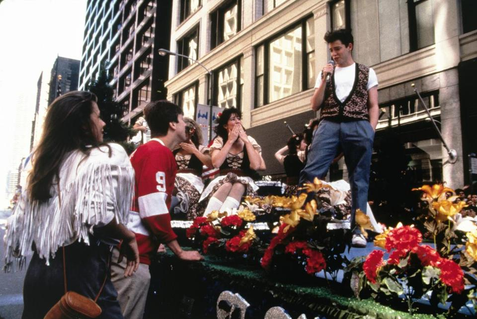 24movies - Scene from Ferris Bueller's Day Off (Paramount Pictures)