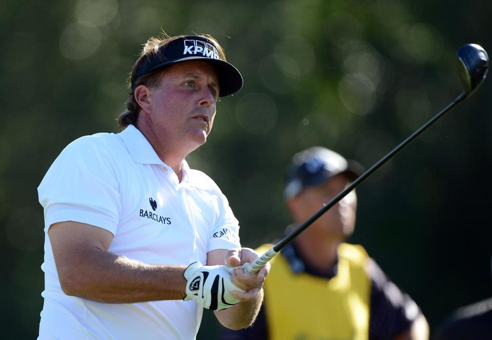 Golfer Phil Mickelson recently griped that he paid 62 or 63 percent of his income in taxes.