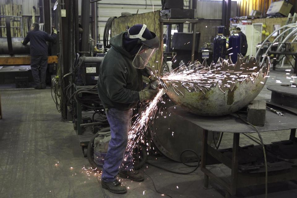 Mass Tank of Middleborough used its metal fabrication expertise to help start-ups innovate materials and components.