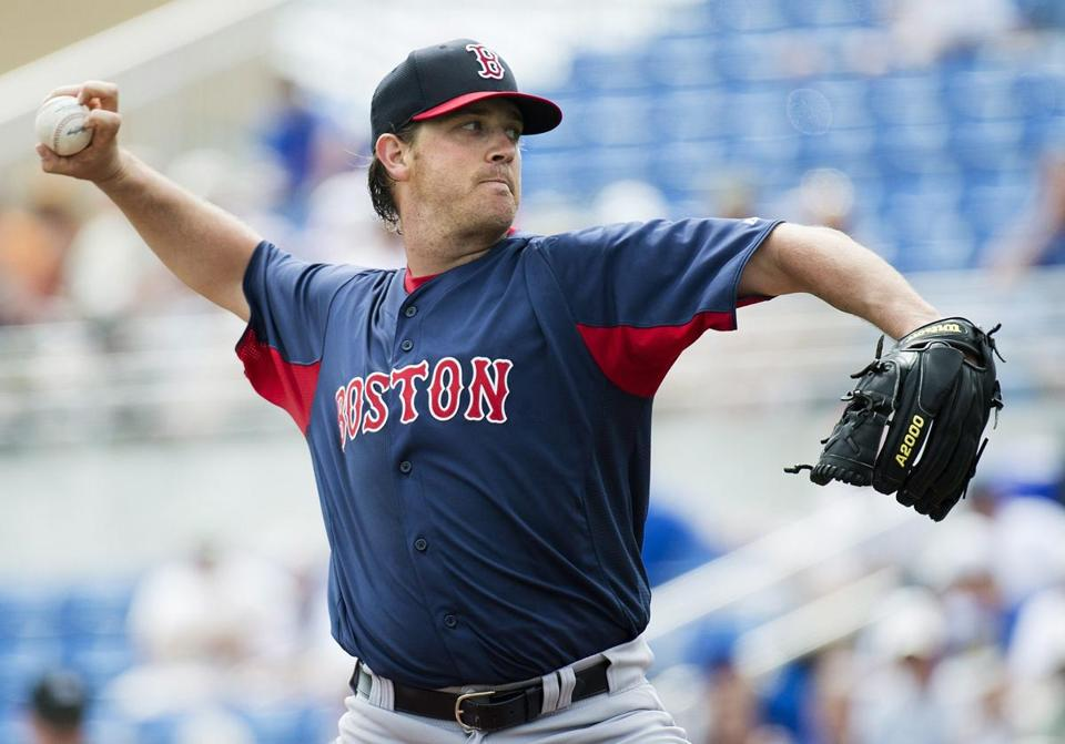Steven Wright is staying positive.