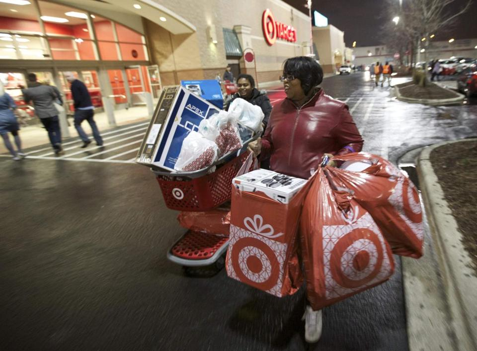 Shares of Target Corp. closed down 93 cents, or 1.45 percent, at $63.12.