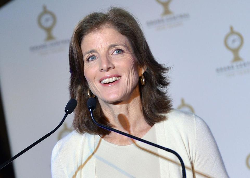 Caroline Kennedy is a reportedly a leading candidate for President Obama's nomination as US envoy to Japan.