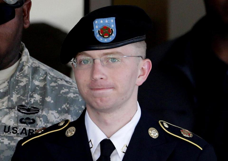 Army Pfc. Bradley Manning plead guilty in the largest leak of classified material in US history.