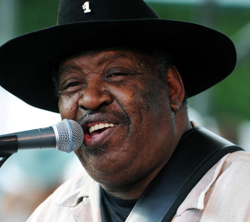 Magic Slim was a contemporary of blues greats Muddy Waters and Howlin' Wolf who helped shape the sound of the Chicago blues.